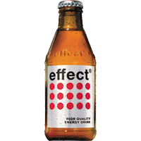Effect Energy Drink, Эффект ст. бут. 0,25 л. Энергетический напиток
