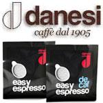 Кофе в чалдах Danesi Gold