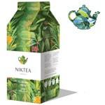 NR120 Флаури Фреш NikTea 100гр Зеленый ароматизированный чай
