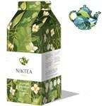NR115 Жасмин Эмеральд NikTea 100 гр Зеленый ароматизированный чай