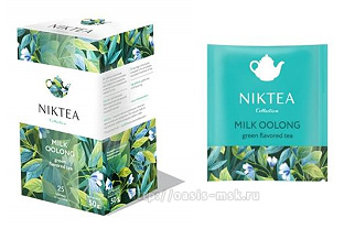 Milk Oolong Niktea 25х2г.