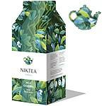NR110 Молочный улун NikTea 100 гр.  Зеленый ароматизированный чай