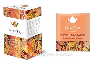 Rooibush Orange Niktea 25х2г.