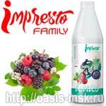 Лесная ягода топпинг Impresto