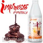 Шоколад топпинг Impresto