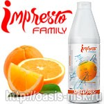 Апельсин топпинг Impresto